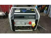 110/240v 2.8kva portable generator.. £200 ono