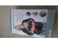 Baby carrier - never used, £15 when bought.