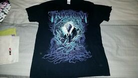 Trivium Large shirt Good Condition