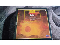 the great composers Holst vintage vinyl lp record