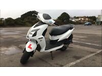 SYM JET 49cc Moped