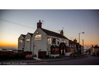 Assistant Manager for busy Country Pub Full Time Permanent Position. Possibly suit Management Couple