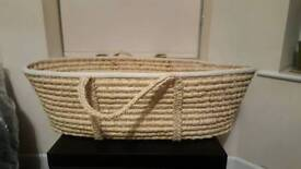 BABY BASKET .Perfect for travel