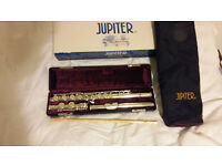 Jupiter JFL-511ESSC Student Flute - Immaculate Condition