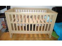 Mamas and Papas Horizons Range Oak Nursery Furniture Set