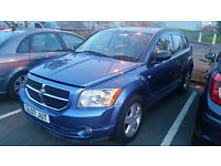 Dodge Caliber, recently automatic gearbox seviced. Big, clean, family car.