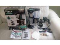 Ninja Coffee Bar Auto-iQ Brewer with Glass Carafe – CF060UK *BRAND NEW*