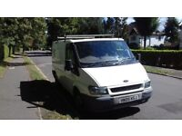 2005 (05) FORD TRANSIT 2.0 TD PANEL VAN,DIESEL,1 YR'S MOT,TOWBAR,CONOMICAL,EXCELLENT RUNNER,BARGAIN