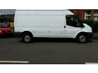 VAN WITH DRIVER - LOW COST, RELIABLE MAN AND VAN SERVICE