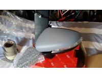 Vw touran mirrors for caddy conversion