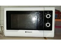 Hotspot Microwave Oven