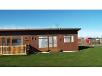 HOLIDAY CHALET TO RENT IN MABLETHORPE