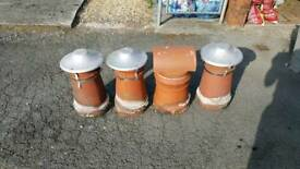 Chimney pots and cowls