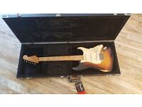Fender Stratocaster 50s Relic Ex condition in new case