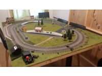 Hornby OO Gauge layout 6' x 4' - Recently built to high standard