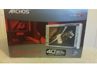 ARCHOS AV700 DIGITAL PVR 40 GB PORTABLE Tablet