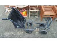Preston Innovation 4 wheel borrow