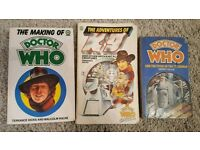 doctor who dr who target books