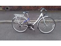 Raleigh city/road bike well looked after