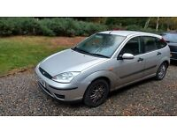 Ford Focus mot May 17