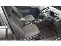 Fiesta titanium front and rear seats from 2016 car