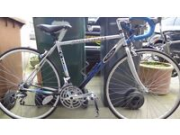 Peugeot Prologue. Chromoly Steel Adult Racing Bike. Size Small.