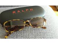 Ralph Lauren vintage sunglasses and hard case