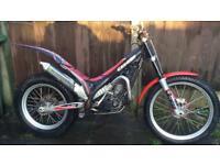Wanted Trials bike.