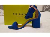 245d5acf2cec75 Ted Baker Blue Sandals UK 5 EUR 38