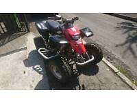 Yamaha blaster 200 cc quad bike