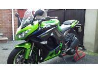 2012 Z 1OOO SX SPORT TOURER ABS