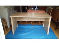 IKEA desk 150x77x77cm, has had home use only, solid