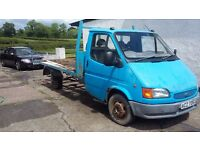 transit for parts engine 2,5 ,gearbox