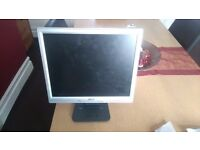Acer Computer screen only no leads