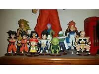 Dragonball Z/GT Figurines. GOKU VEGETA