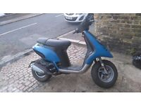 Piaggio Typhoon 125 not gilera nrg zip