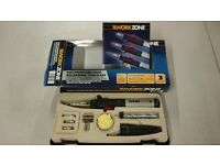 Gas powered soldering iron