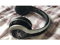 Wireless SMS audio headphones - By 50 Cent