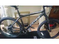 Carrera mountain bike brand new