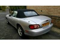 Mazda Mx5 1.8 86k NEED GONE BY WEEKEND. owned 10years