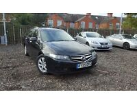 2005 Honda Accord 2.2 I-CDTI EXECUTIVE SAT NAV LEATHER SPORT TOURER Turbo Diesel Family Car Passat