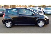 Citroen C2 1.1, 79000 MILES, Long MOT, Clean & Cheap On Insirance