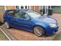 GOLF GTI break-in!! leather interior,R32 rims,semi-automatic tictronic gearbox,