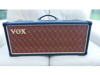 VOX AC30 amp Custom Classic head - AC30CCH - £375 or offers