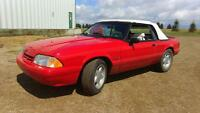 1993 Ford Mustang Convertible 5L HO