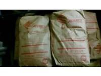 Bag's of shoot blasting sand for sale