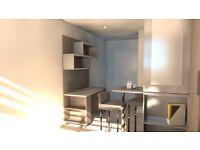 luxurious Studio apartment in bristol city centre .