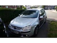 Volkswagen Golf 1.4 fsi full service history 55/2006, May px bmw Audi Astra corsa polo diesel