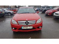 Mercedes-Benz C Class 1.8 C180 Sport (s/s) 4dr£4,795 p/x welcome