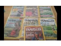 National Geographic Traveller - brand new